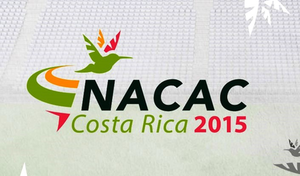 2015 NACAC Championships in Athletics - Image: Logo NACAC2015