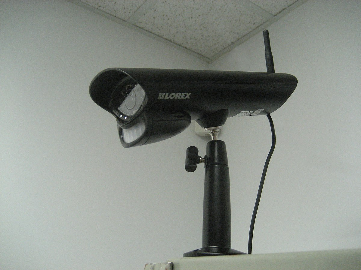 Wireless Security Camera Wikipedia