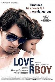 <i>Loverboy</i> (2011 film) 2011 film