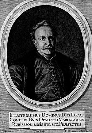 Łukasz Opaliński (1612–1666) - Łukasz Opaliński
