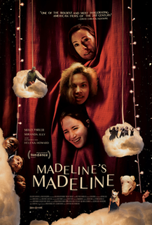 <i>Madelines Madeline</i> 2018 film directed by Josephine Decker