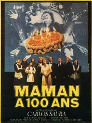 Mama Turns 100 - French film poster