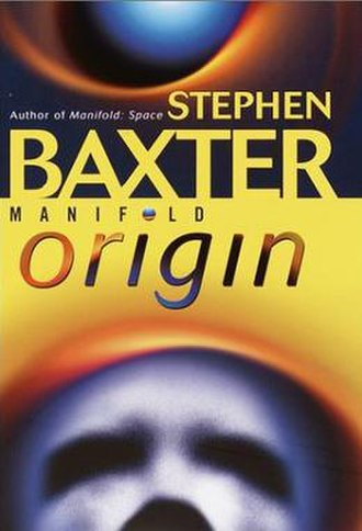 Origin (Baxter novel) - Cover to the US edition.