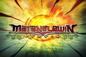 Matanglawin (TV program) - Matanglawin title card Mapanuri! Mapagmatiyag! Mapangahas! Heto si Kuya Kim... Matanglawin!
