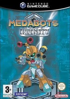 <i>Medabots Infinity</i>