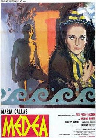 Medea (1969 film) - Image: Medea (1969 film)