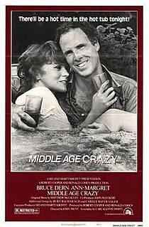 <i>Middle Age Crazy</i> 1980 film by John Trent