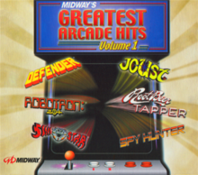 Free Nintendo Games >> Midway's Greatest Arcade Hits - Wikipedia