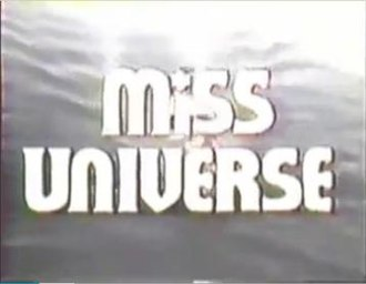 Miss Universe 1979 - Image: Miss Universe 1979 opening titles