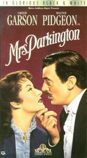 Mrs. Parkington - VHS cover