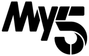 My5 - Image: My 5 logo