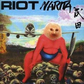 Narita (album) - Image: Narita Riot cover