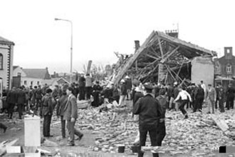 Remembrance Day bombing - The aftermath of the bombing