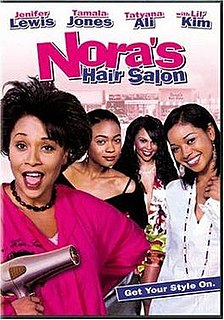 <i>Noras Hair Salon</i> 2004 film