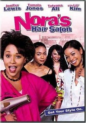 Nora's Hair Salon - Nora's Hair Salon Film Poster