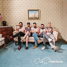 Old dominion self titled.jpg