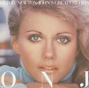 Olivia Newton-John's Greatest Hits - Image: Olivia greatest hits