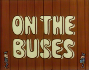 On the Buses - Image: On the Buses card