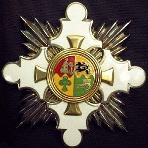 Order for Meritorious Service - Breast star