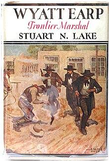Wyatt Earp: Frontier Marshal - Wikipedia