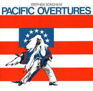 Pacific Overtures - Logo for the original Broadway production
