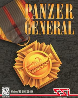Panzer General - Image: Panzer General Coverart