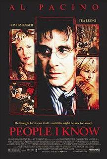 <i>People I Know</i> 2002 film