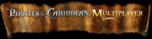 Pirates of the Caribbean Multiplayer Mobile - Image: Pirates of the Caribbean Multiplayer Mobile logo