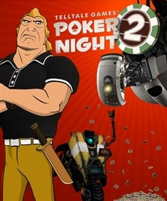 Poker Night 2 - Image: Poker Night 2 boxart