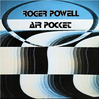 Air Pocket (album) - Image: Powell air pocket