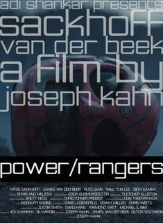 <i>Power/Rangers</i> 2015 short film by Joseph Kahn