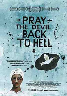 Pray the Devil Back to Hell Poster.jpg