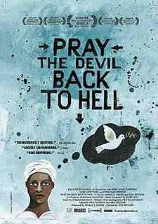 <i>Pray the Devil Back to Hell</i> 2008 film