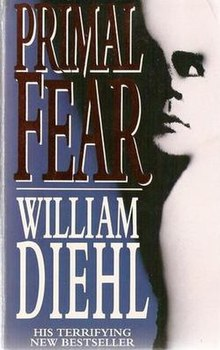 Primal fear novel wikipedia primal fear coverg author william diehl fandeluxe Image collections