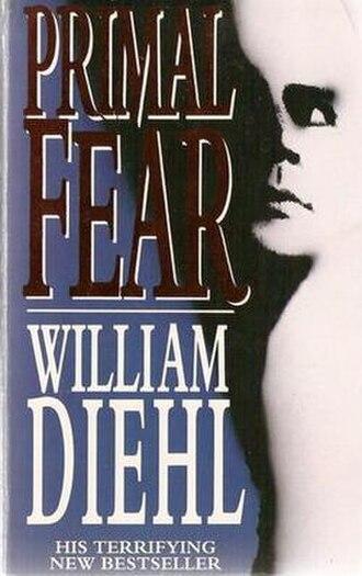 Primal Fear (novel) - Image: Primal Fear Cover