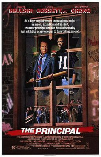 The Principal - Theatrical release poster
