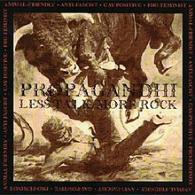 Propagandhi - Less Talk, More Rock cover.jpg