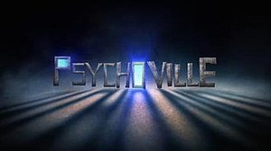 Psychoville - Title card from the second series