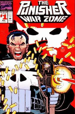 Punisher - Image: Punisher War Zone 1