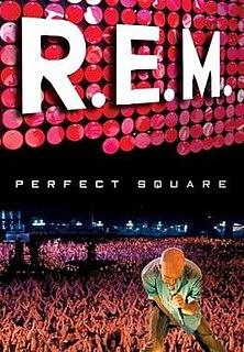 <i>Perfect Square</i> 2004 video by R.E.M.