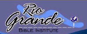 Rio Grande Bible Institute - Image: RGBI logo
