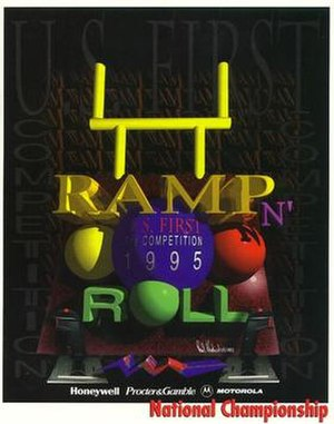 Ramp 'n Roll - Image: Ramp and Roll Logo