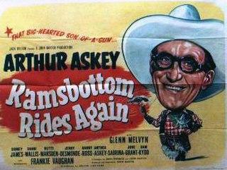 <i>Ramsbottom Rides Again</i> 1955 film by John Baxter