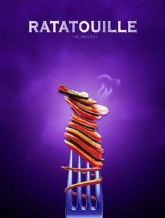 <i>Ratatouille the Musical</i> crowdsourced musical based on the 2007 Disney/Pixar film