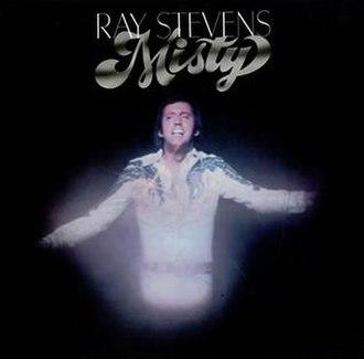 Misty (Ray Stevens album) - Image: Ray Stevens Misty