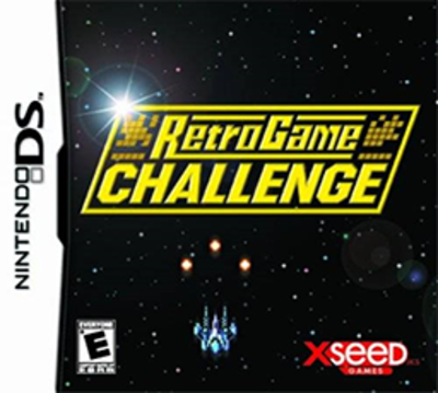 Picture of a game: Retro Game Challenge
