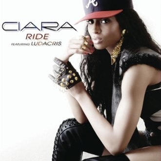 Ride (Ciara song) - Image: Ride (Ciara single cover art)