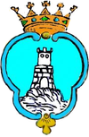 Coat of arms of Roccagloriosa