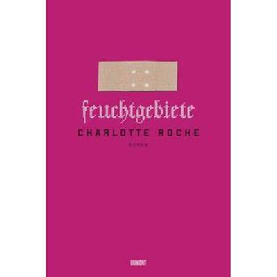 Picture of a book: Feuchtgebiete
