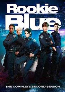 <i>Rookie Blue</i> (season 2)